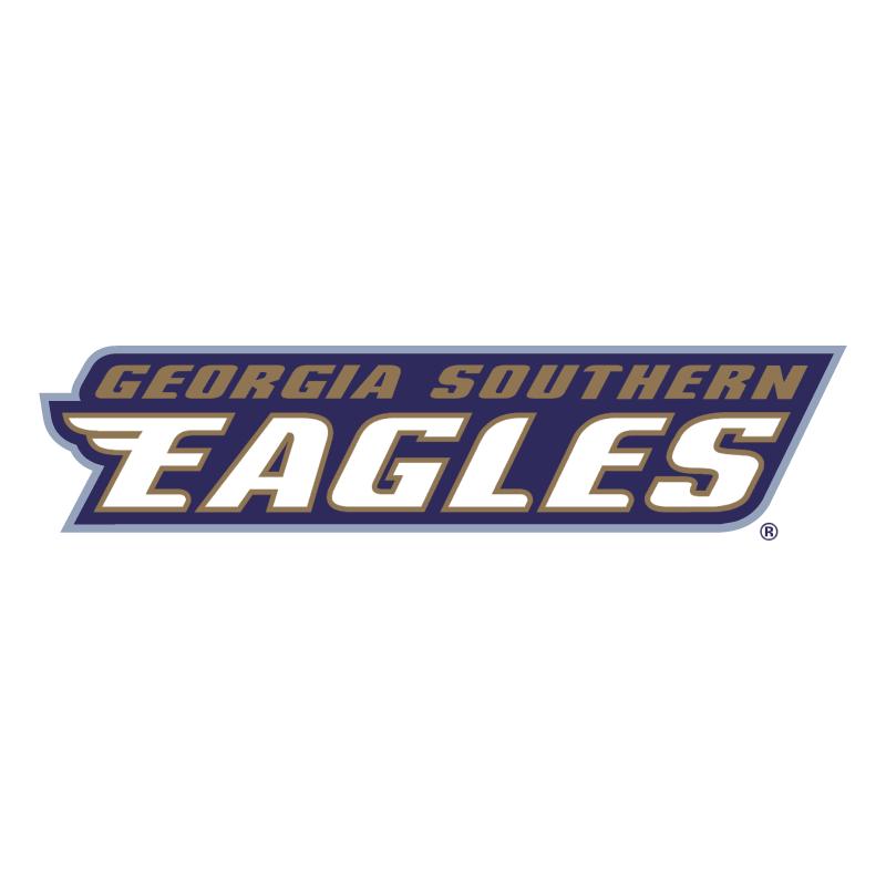 Georgia Southern Eagles vector logo