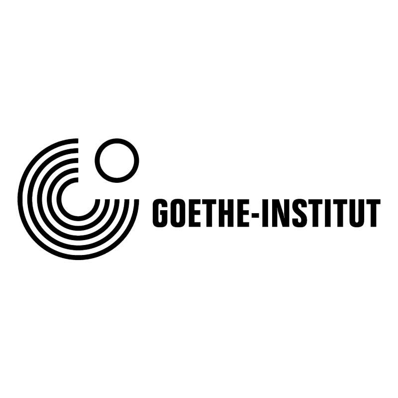 Goethe Institut vector logo
