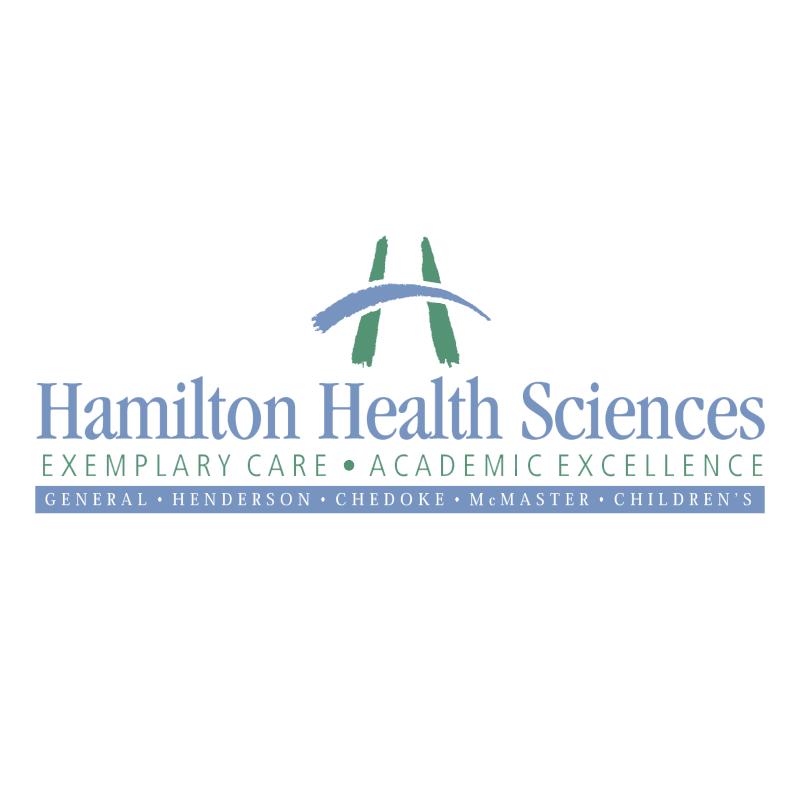 Hamilton Health Sciences vector logo
