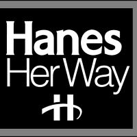 Hanes Her way vector