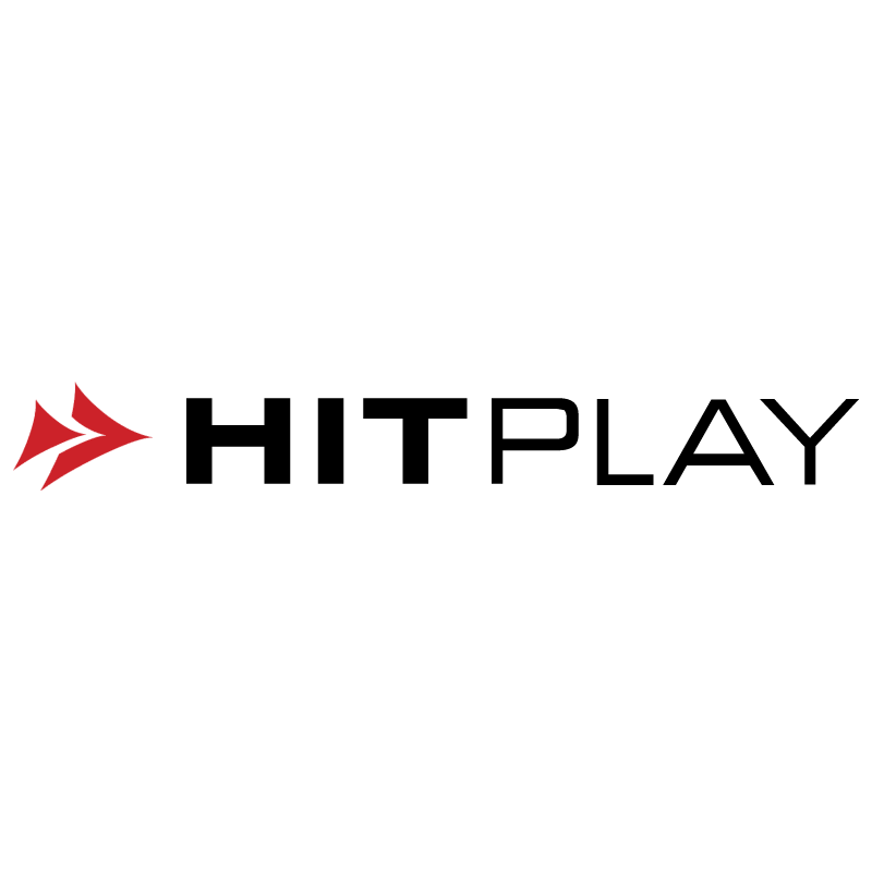 HitPlay vector logo