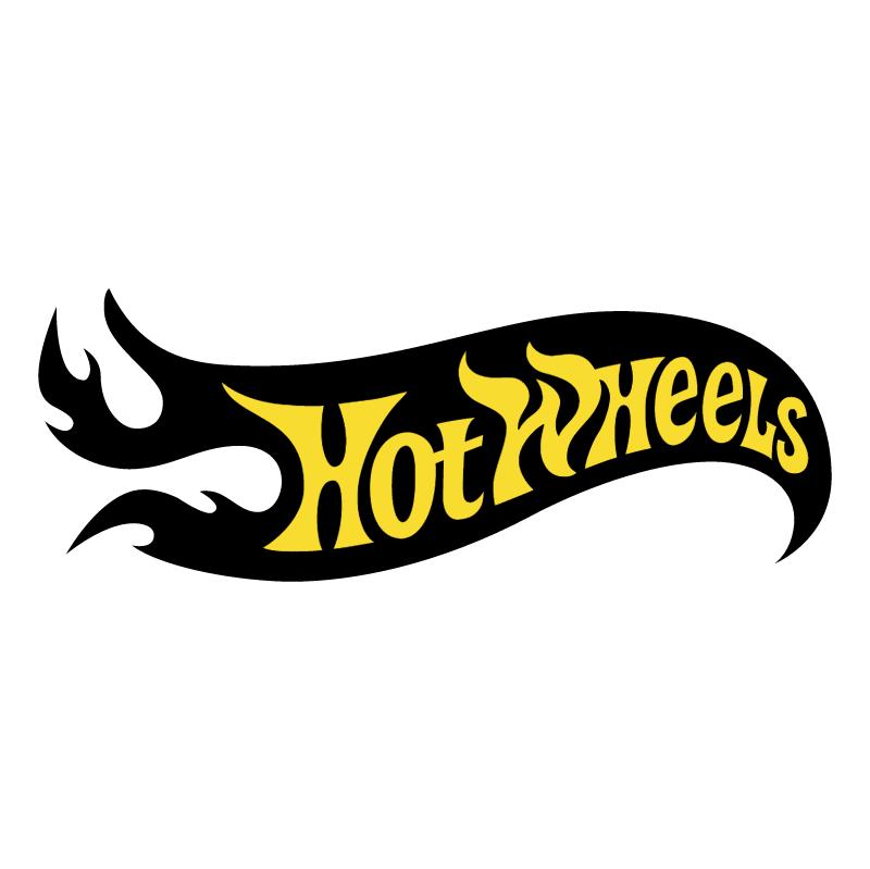 Hot Wheels vector logo