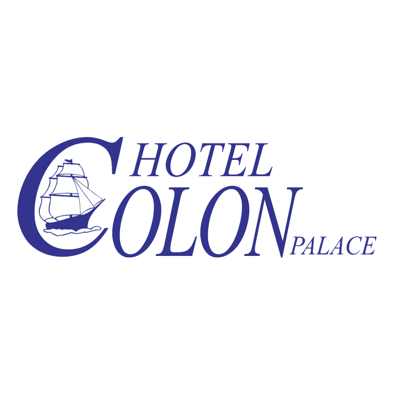 Hotel Colon Palace vector