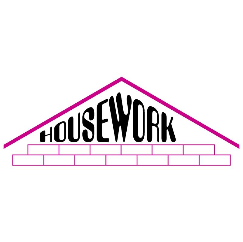 HouseWork vector logo
