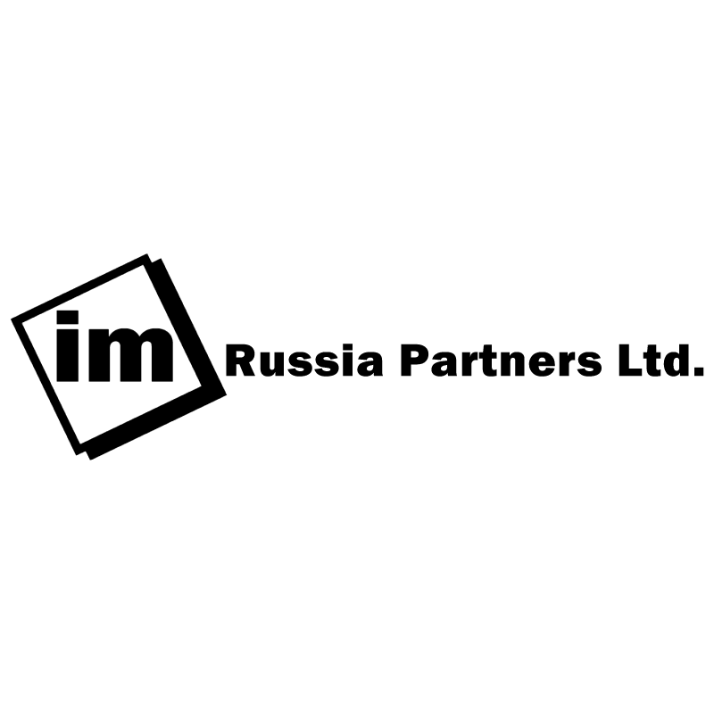 IM Russia Partners Ltd vector