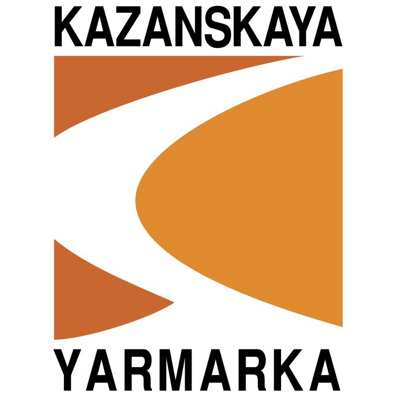 Kazanskaya Yarmarka vector