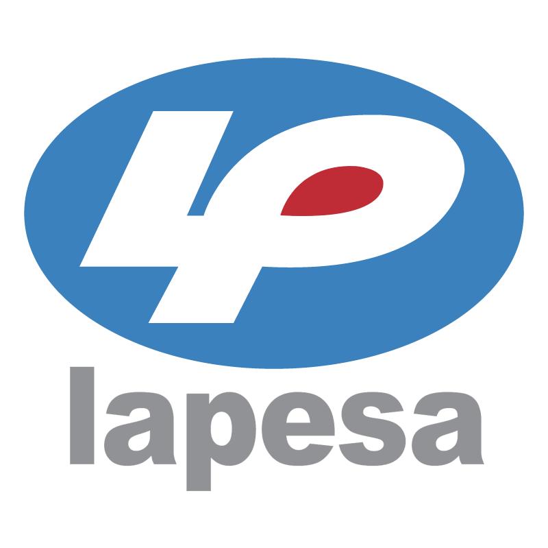 Lapesa vector logo