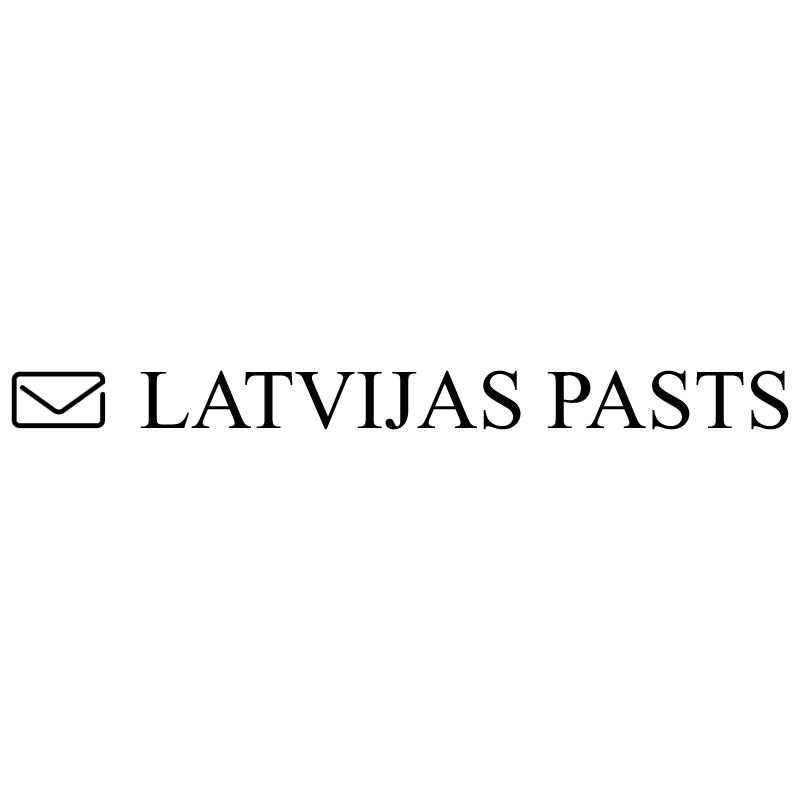 Latvijas Pasts vector
