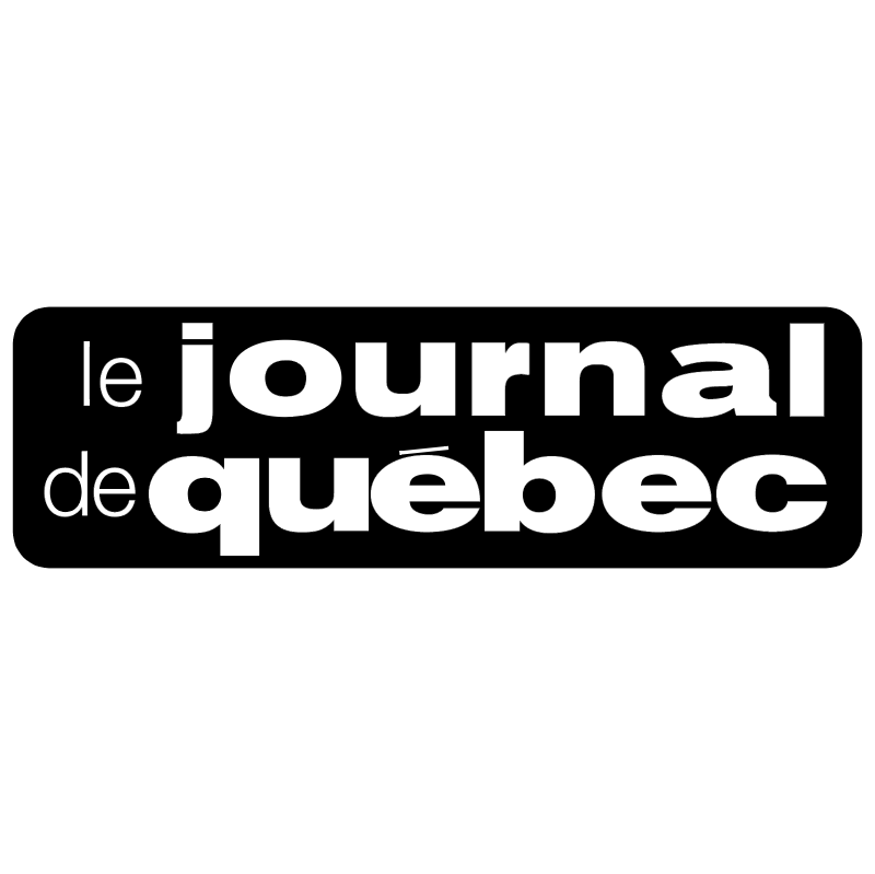 Le Journal de Quebec vector