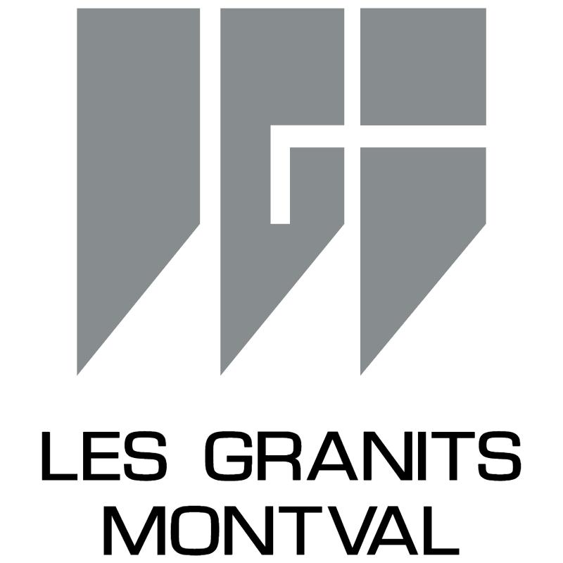 Les Granits Montval vector