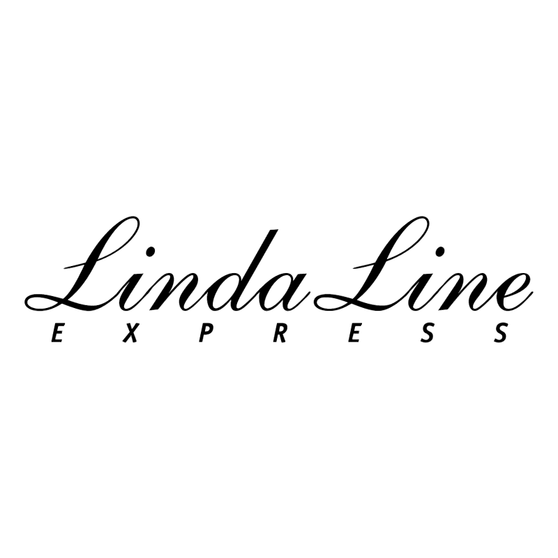 Linda Line Express vector