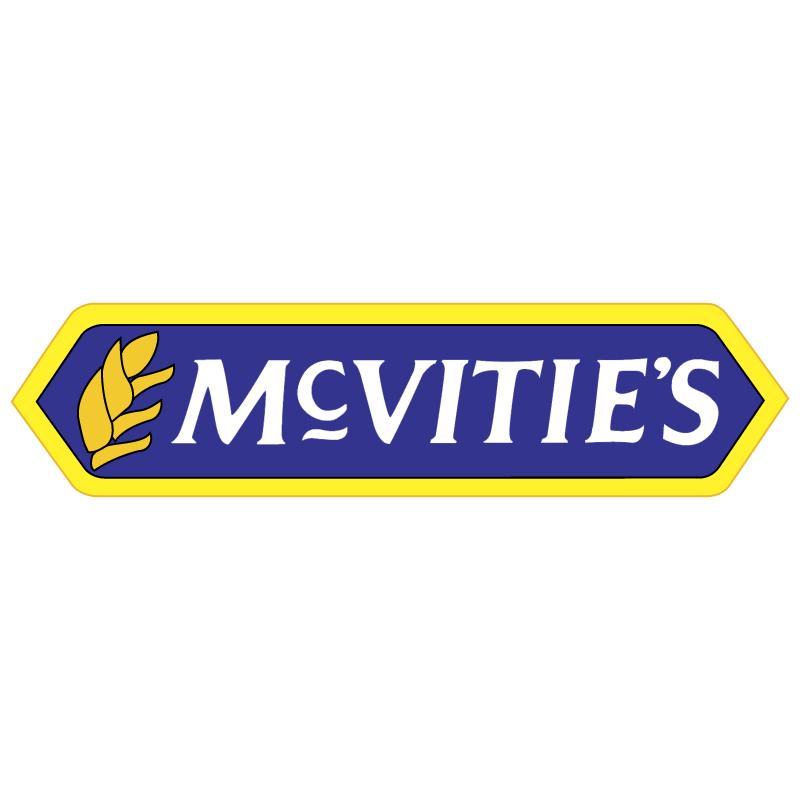 McVities vector logo
