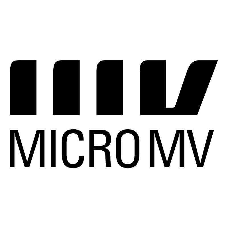 MicroMV vector