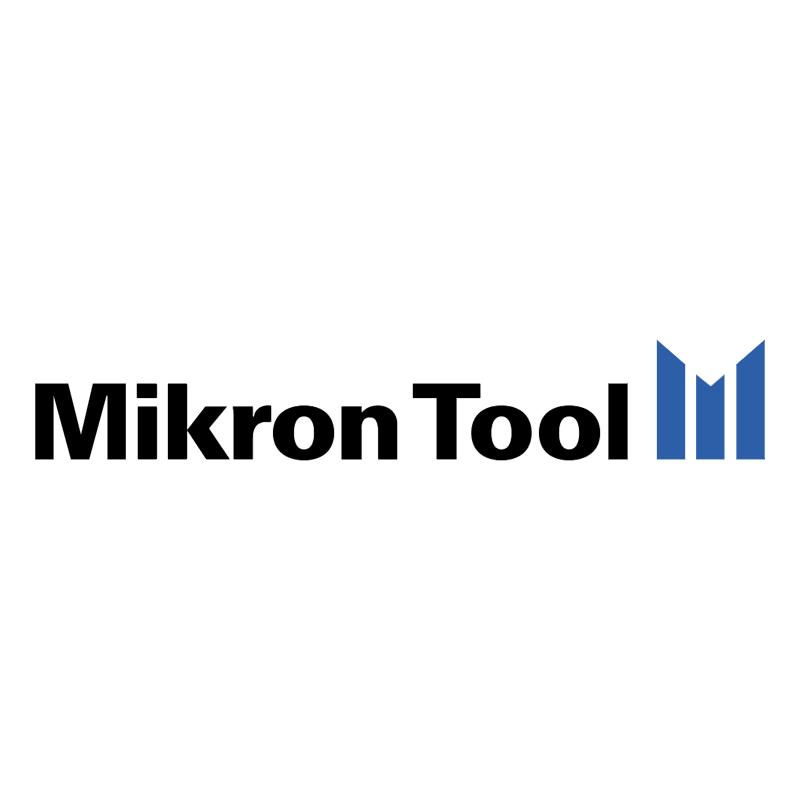 Mikron Tool vector logo