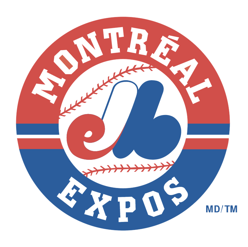 Montreal Expos vector
