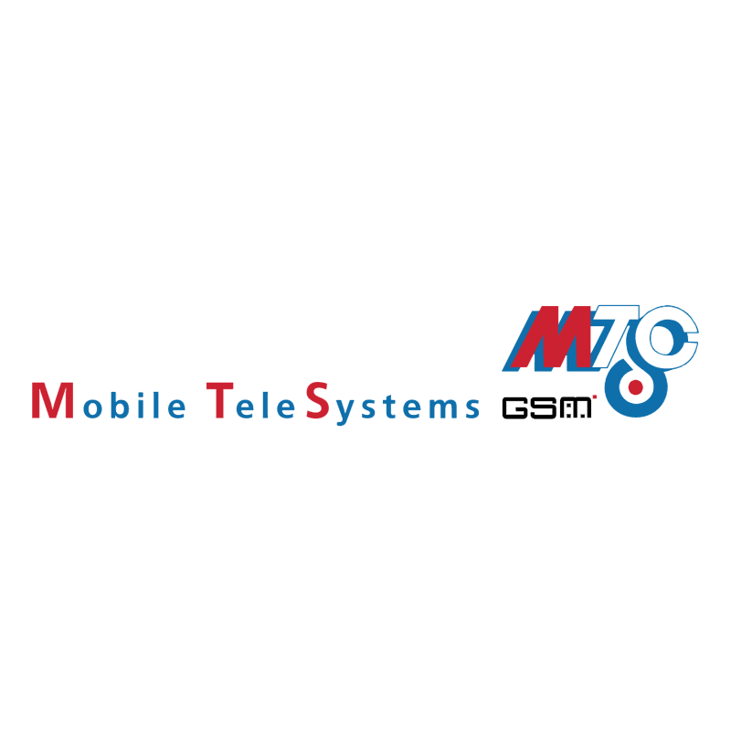 MTS Mobile TeleSystems vector logo