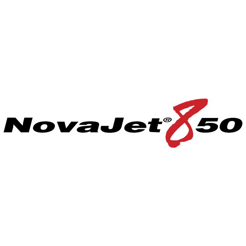 NovaJet 850 vector