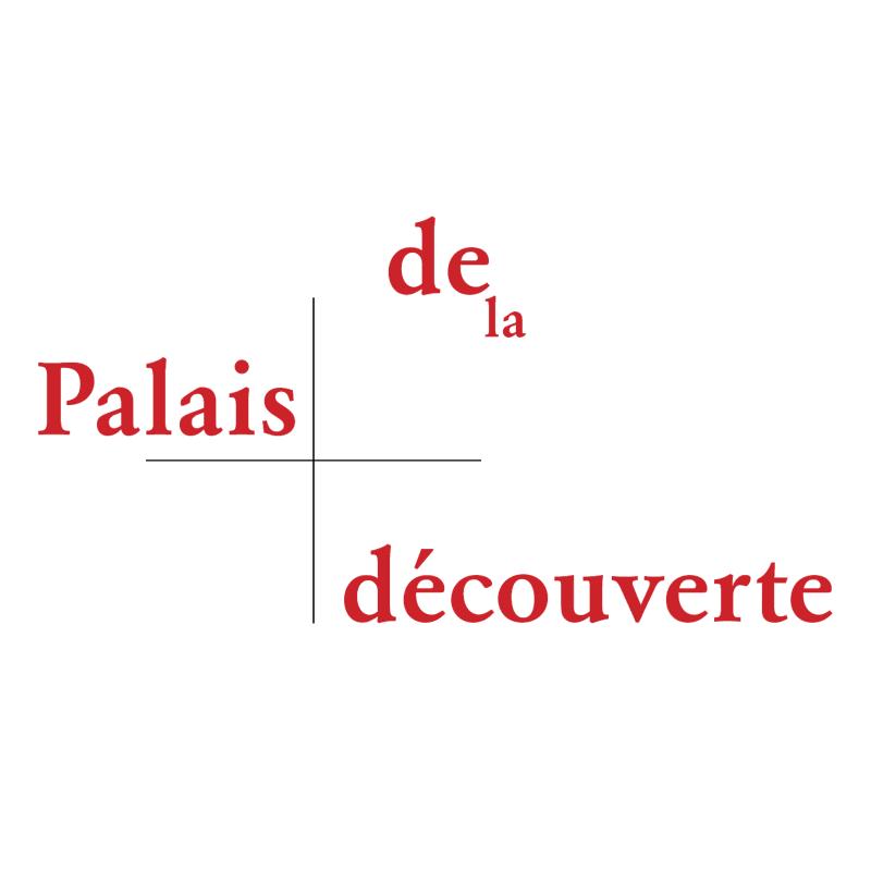 Palais Decouverte vector