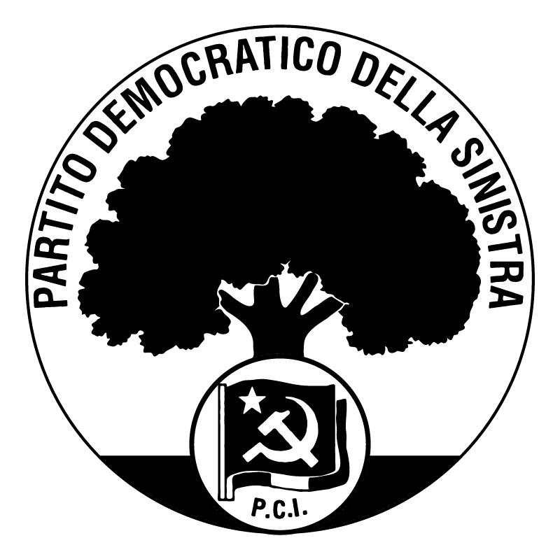 Partito Democratico della Sinistra vector