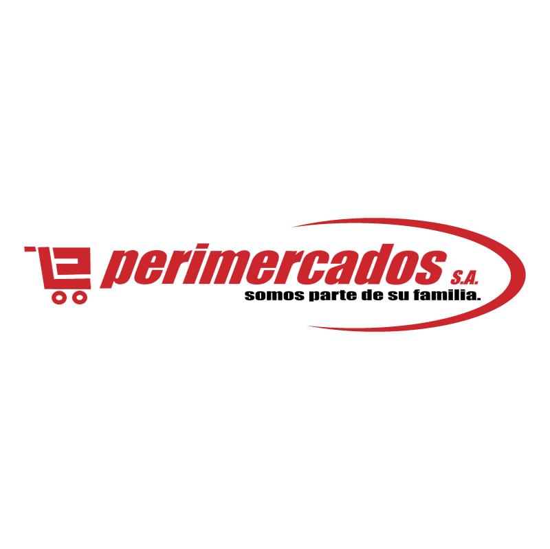 Perimercados vector logo