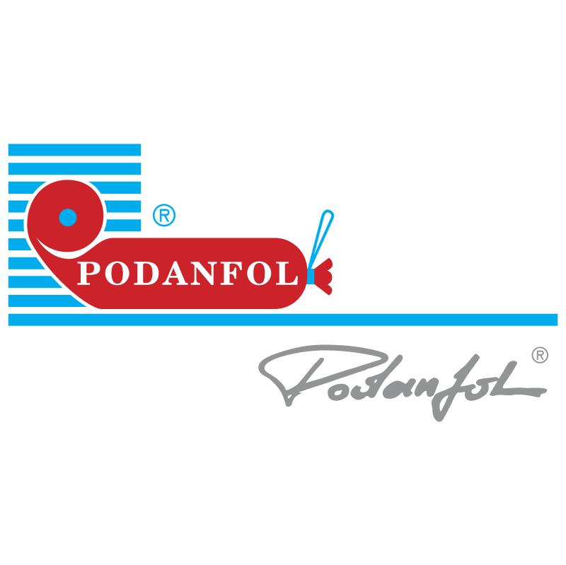 Podanfol vector