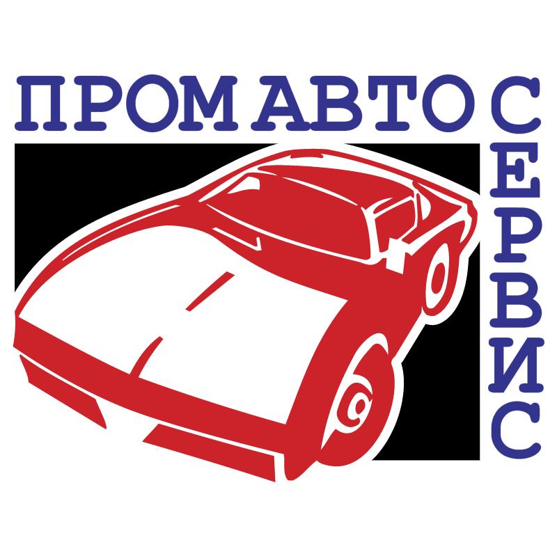 PromAutoService vector logo