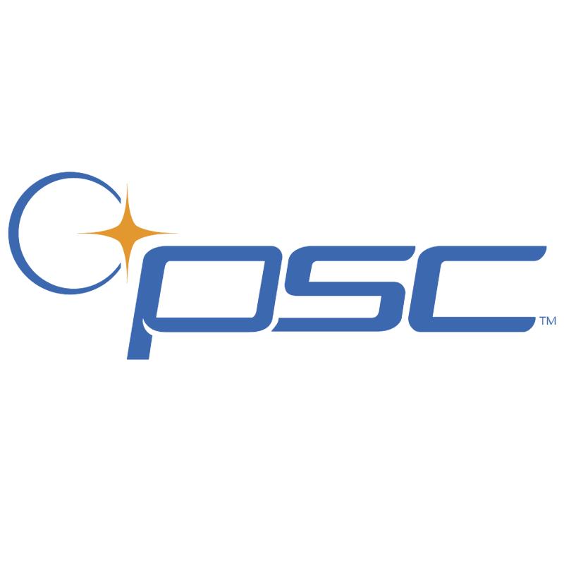 PSC vector logo