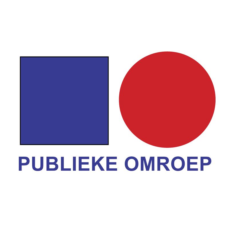 Publieke Omroep vector logo