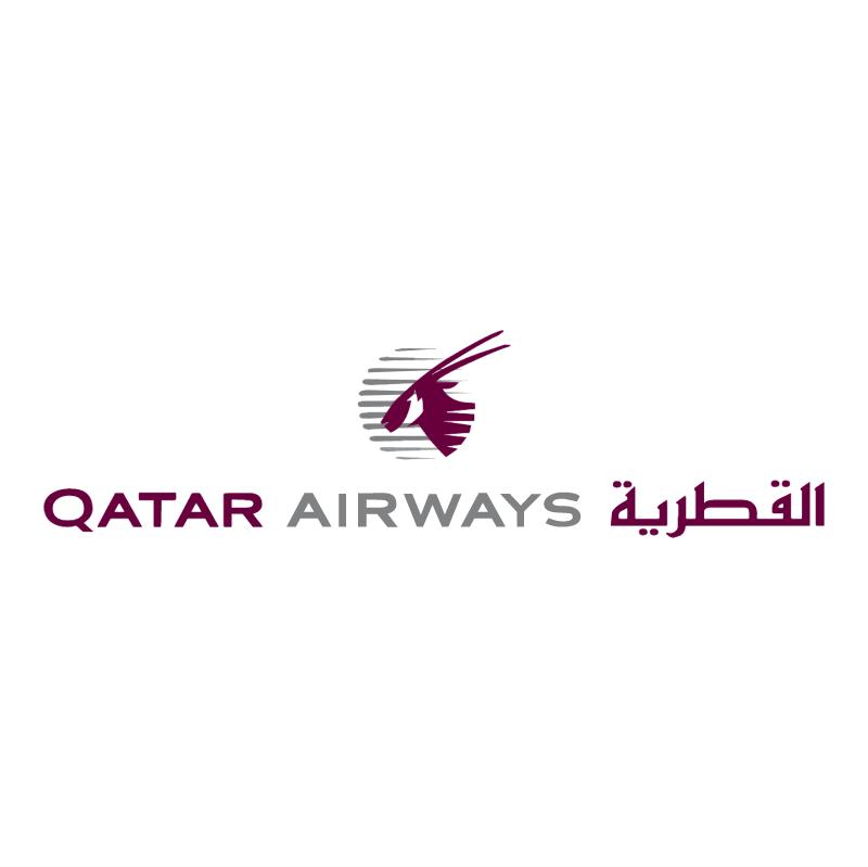 Qatar Airways vector