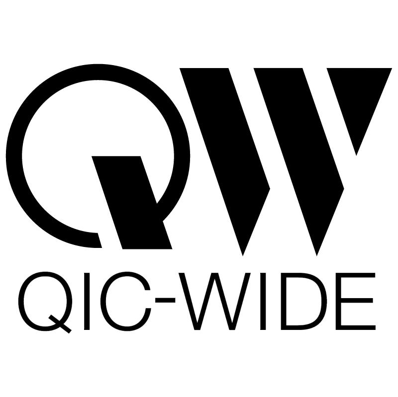 Qic Wide vector logo