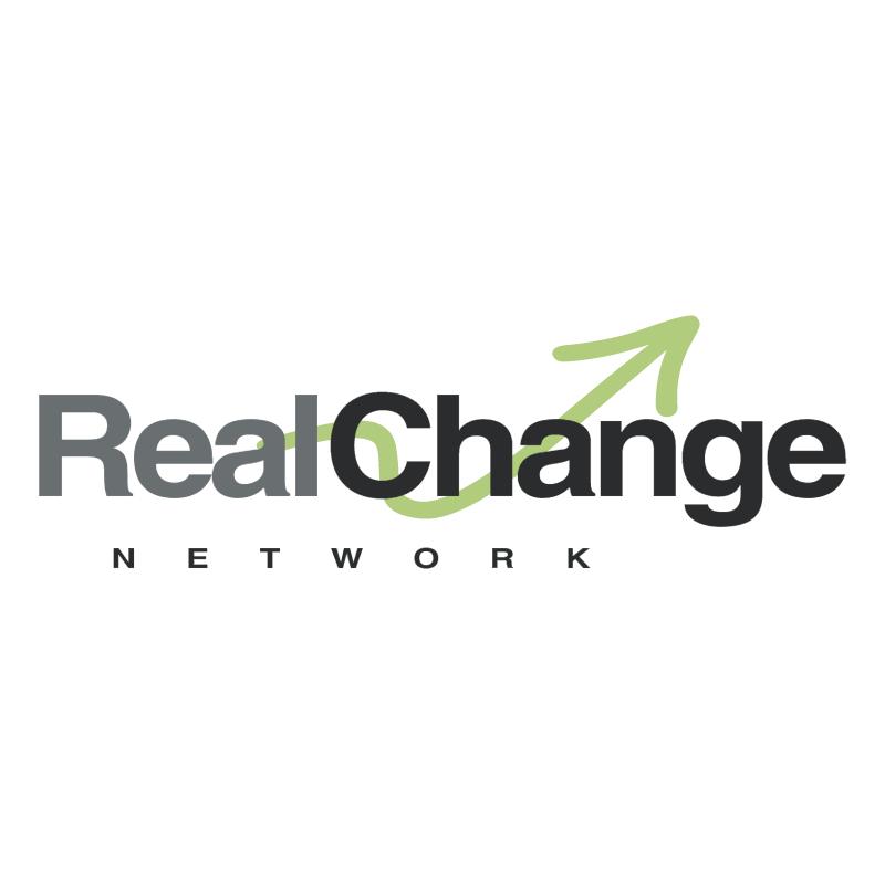 RealChange Network vector