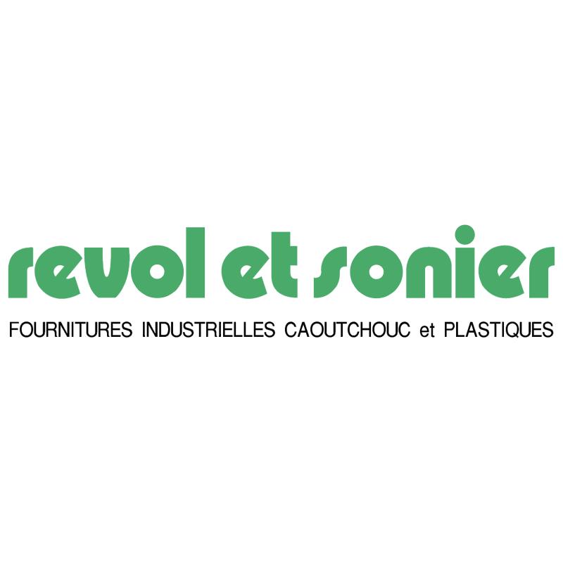 Revol et Sonier vector