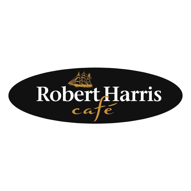 Robert Harris Cafe vector