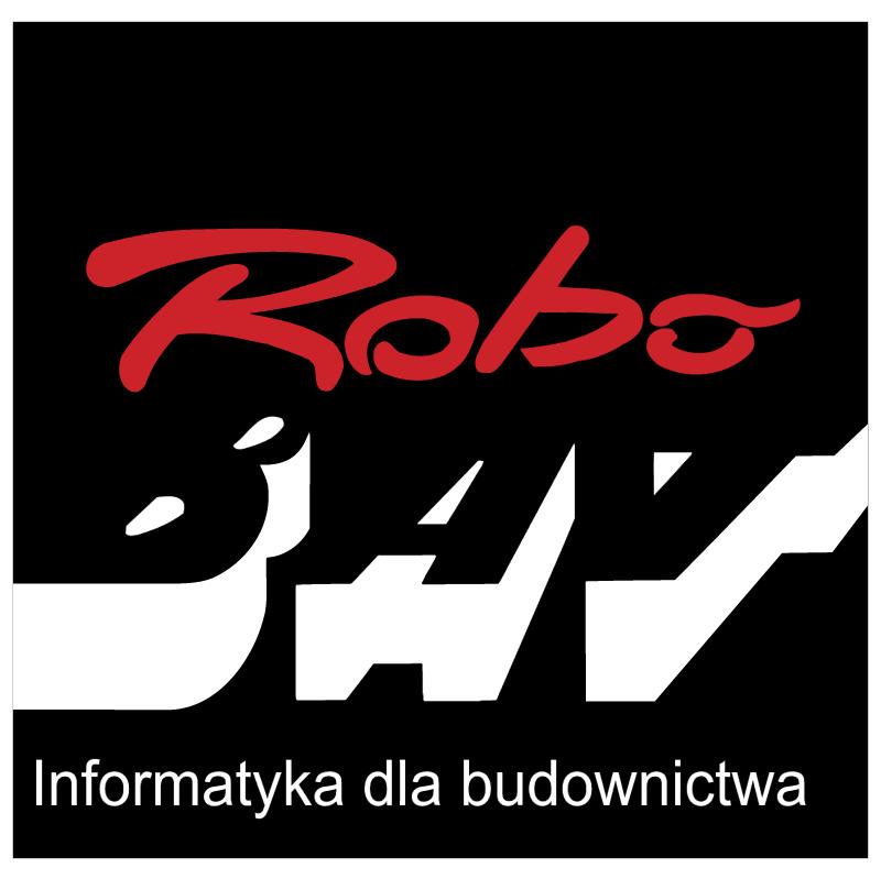 Robo Bat vector logo