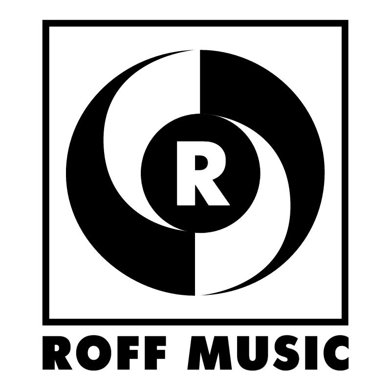 ROFF MUSIC vector