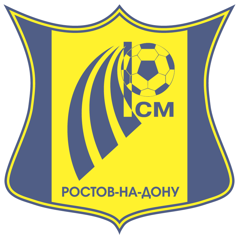 Rostselmash Football Club vector