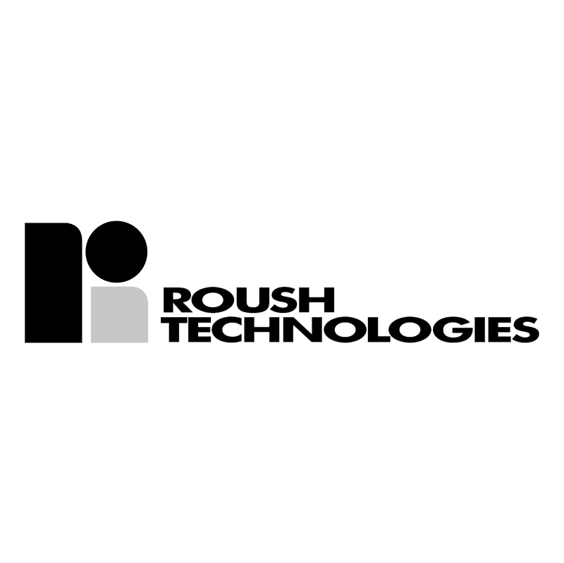 Roush Technologies vector