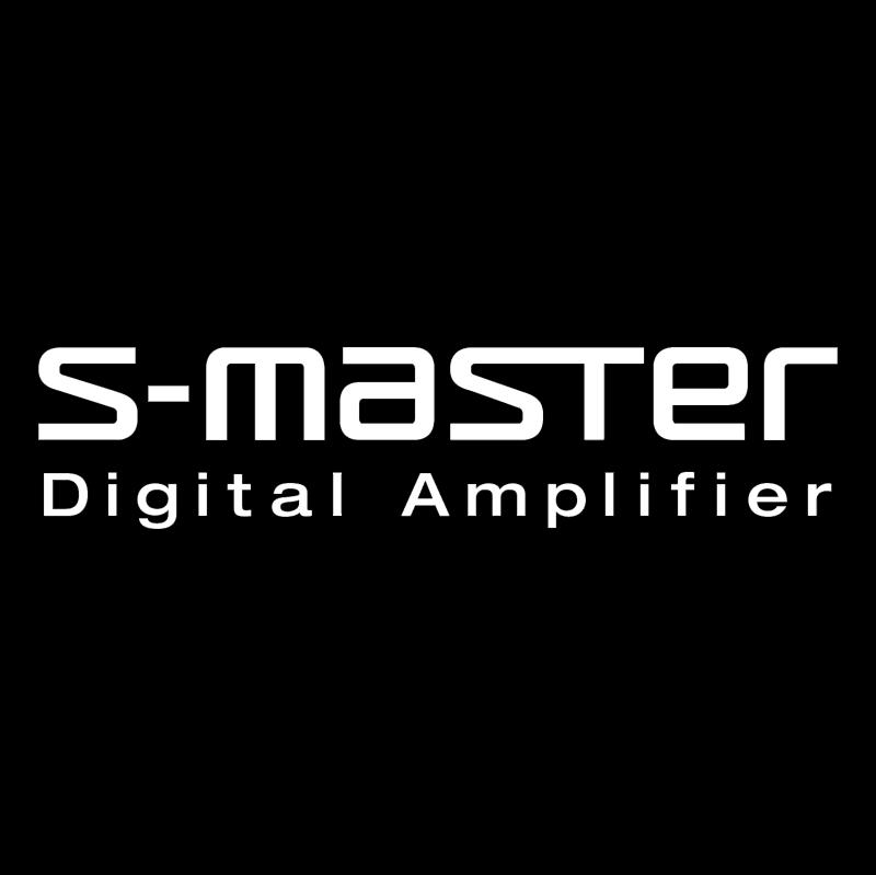 S master vector logo