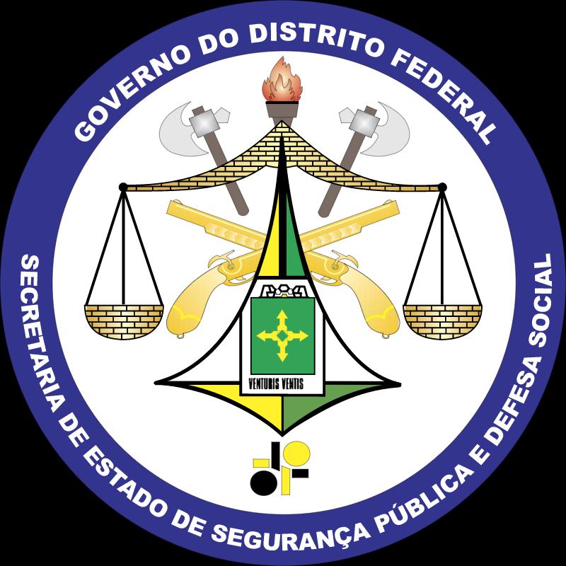 Secretaria de Estado de Seguranca Publica e Defesa Social vector