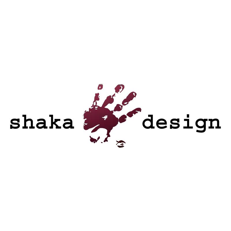 Shaka design vector