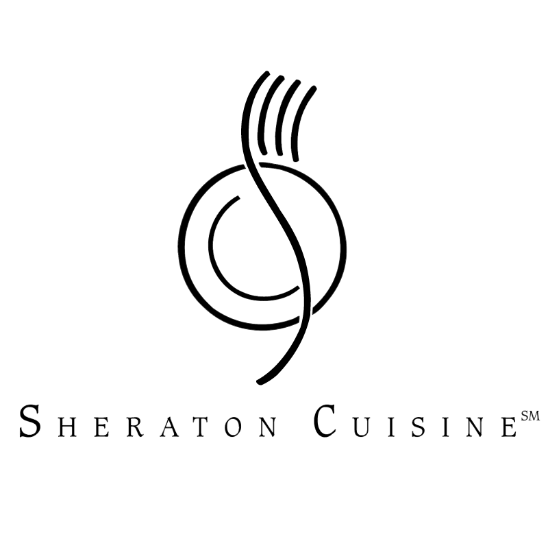 Sheraton Cuisine vector