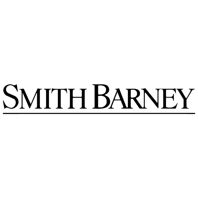 Smith Barney vector