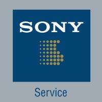 Sony Service vector