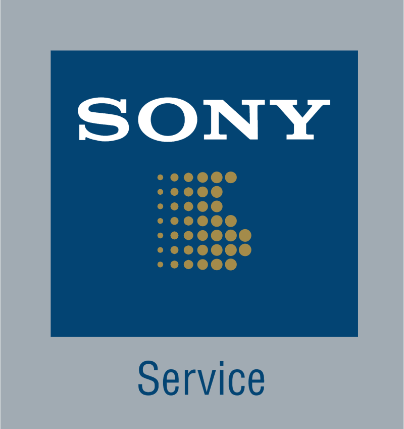 Sony Service vector logo