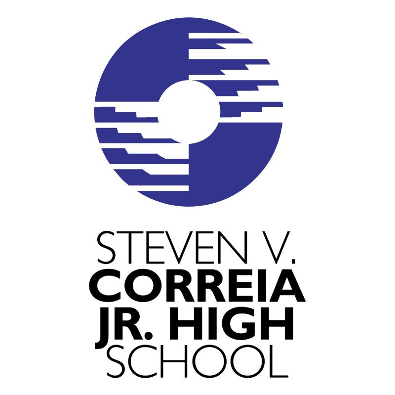 Steven V Correia Jr High School vector