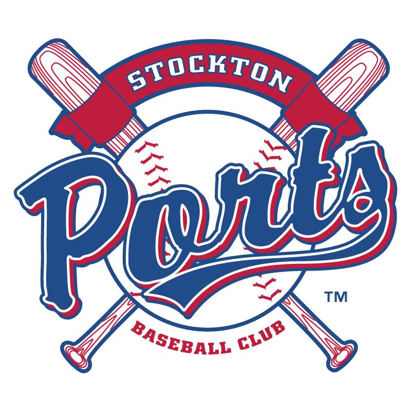 Stockton Ports vector