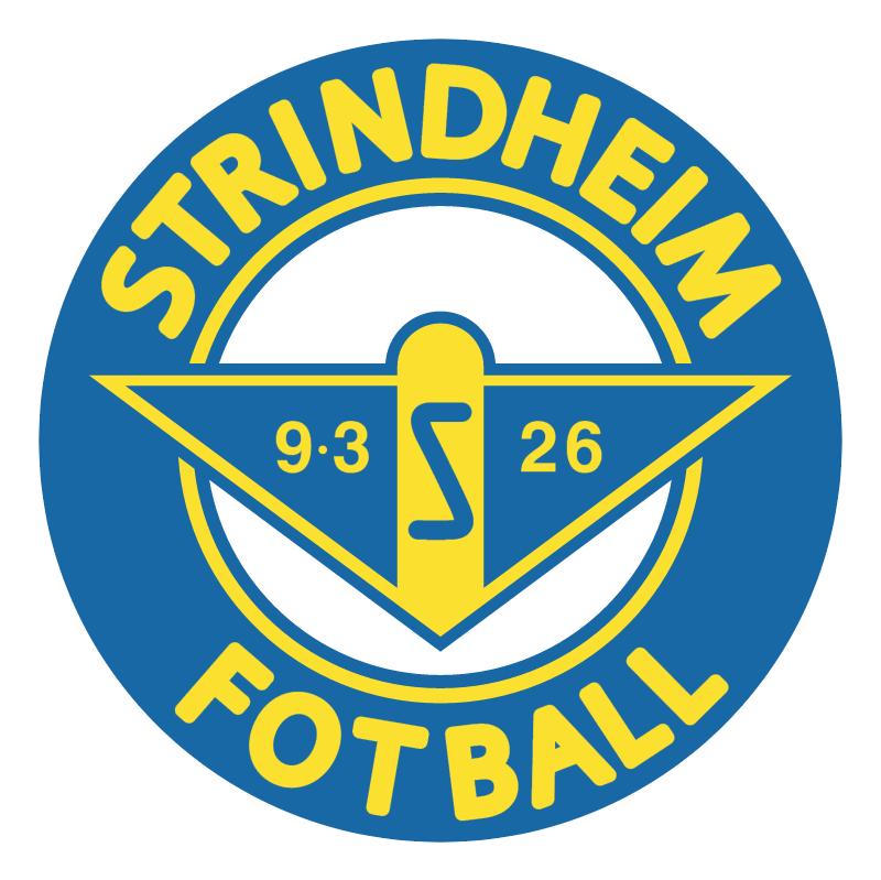 Strindheim Fotball vector logo
