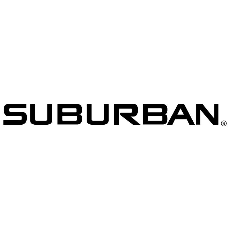 Suburban vector