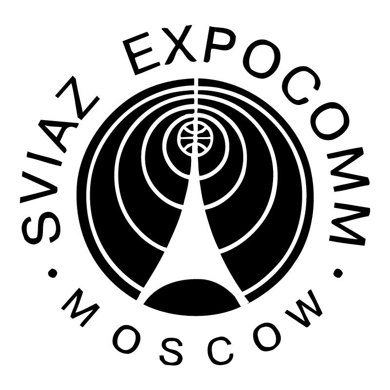 Sviaz Expocomm Moscow vector