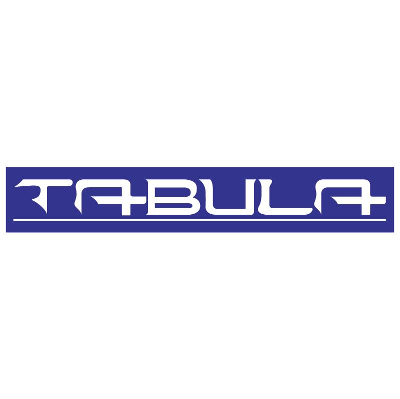 Tabula vector